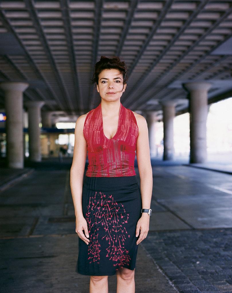 Alicia Framis Amsterdam 2002