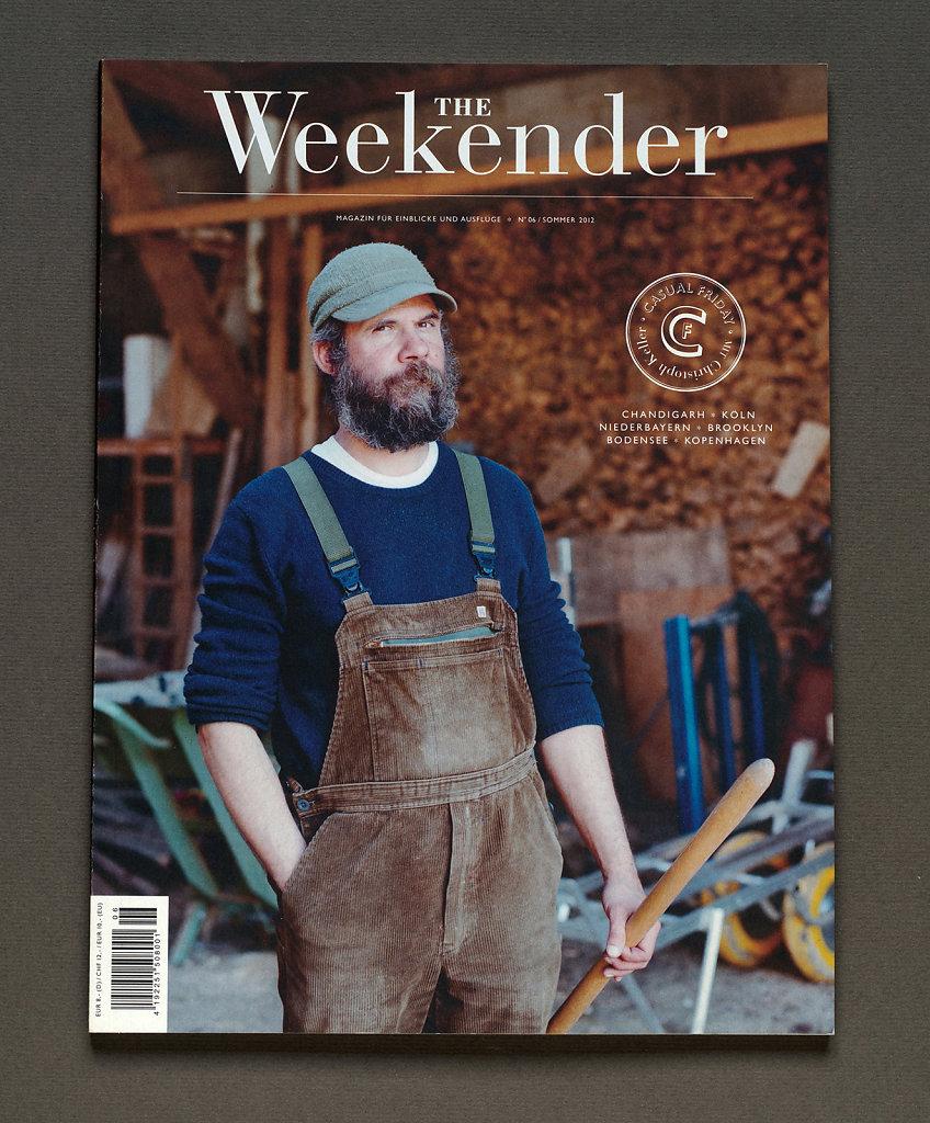 The Weekender Christoph Keller 2012