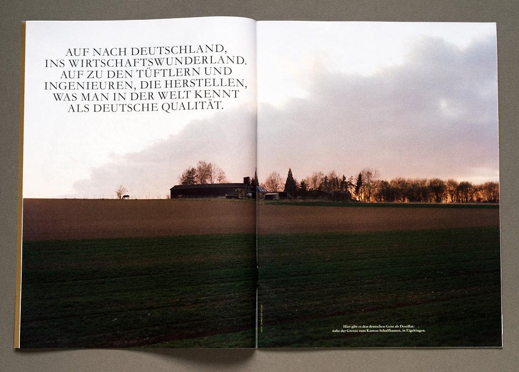 Das Magazin 2013