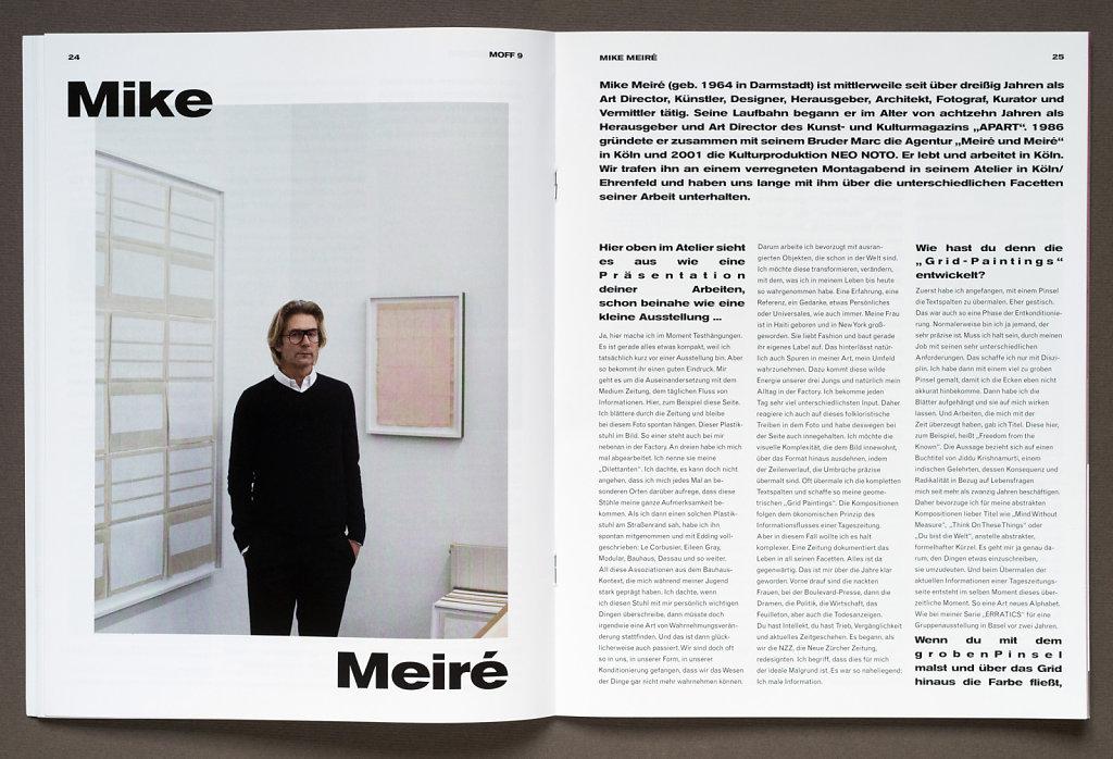 MOFF Mike Meiré 2014