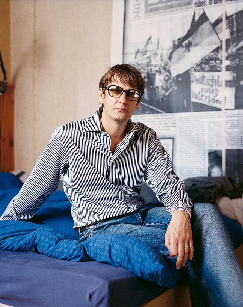 Daniel Richter Berlin 2004