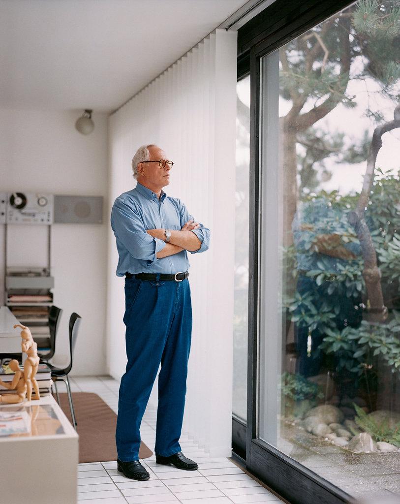 Dieter Rams Kronberg 2001