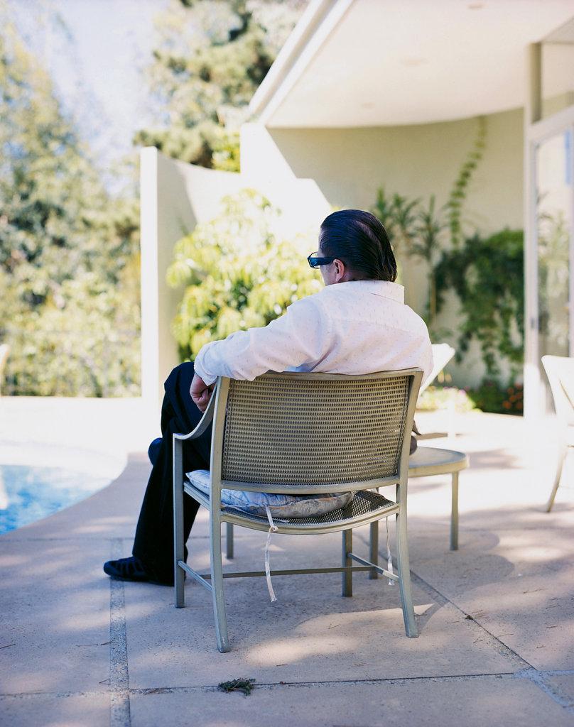 Georg Herold Los Angeles 2005