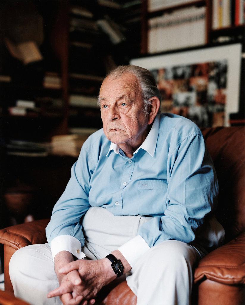 Hans Jürgen Wischnewski Köln 2003