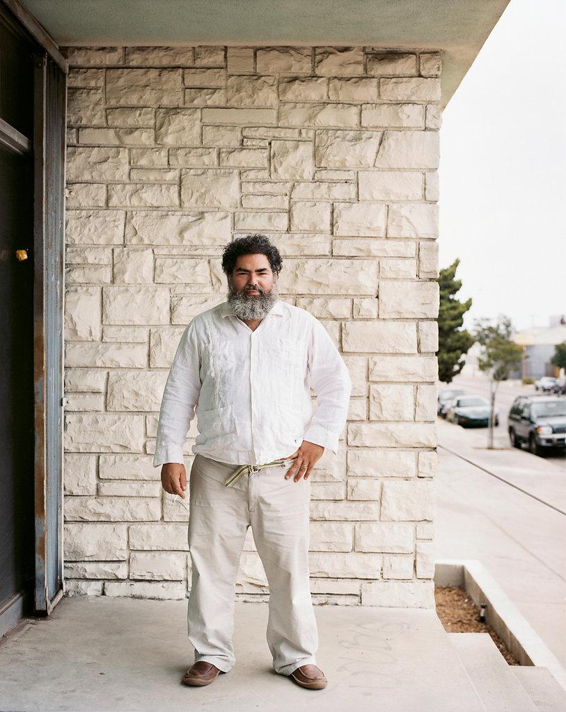 Jorge Pardo LA 2004
