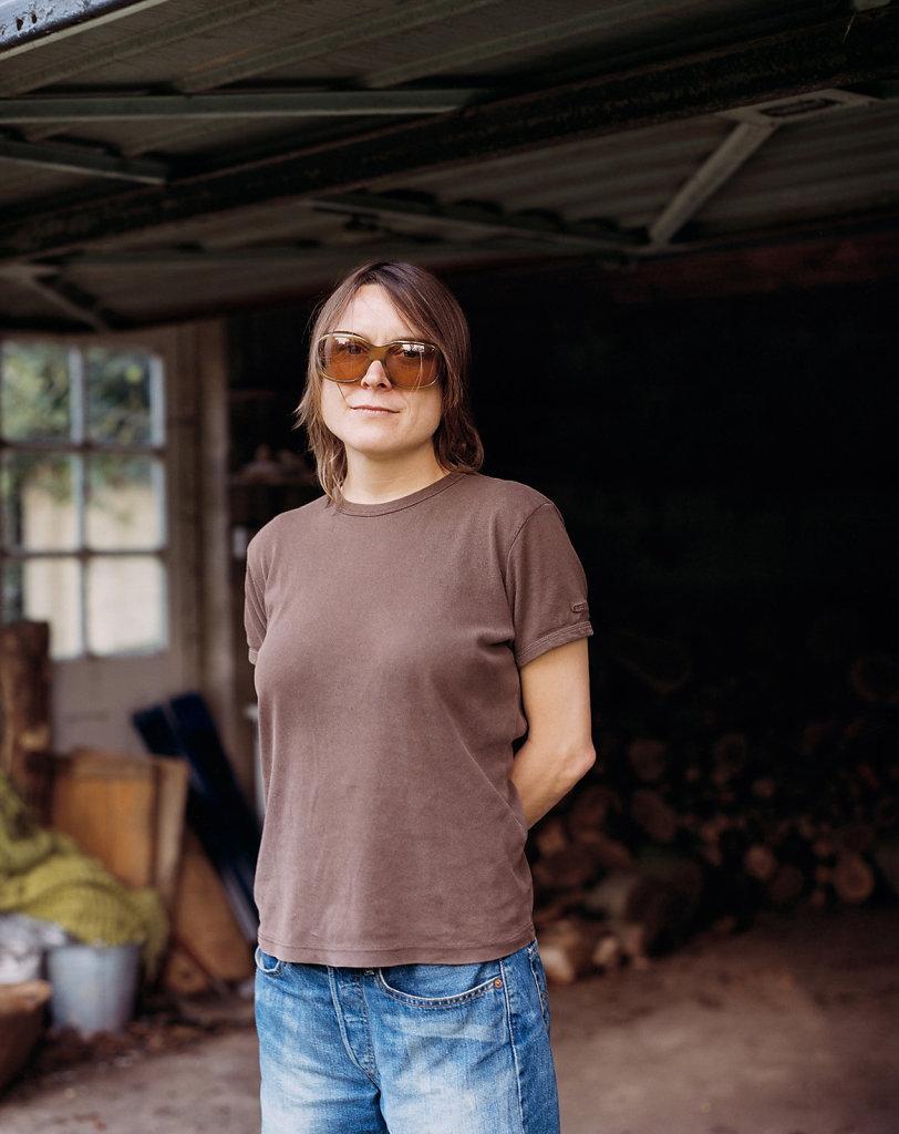 Sarah Lucas Suffolk 2003