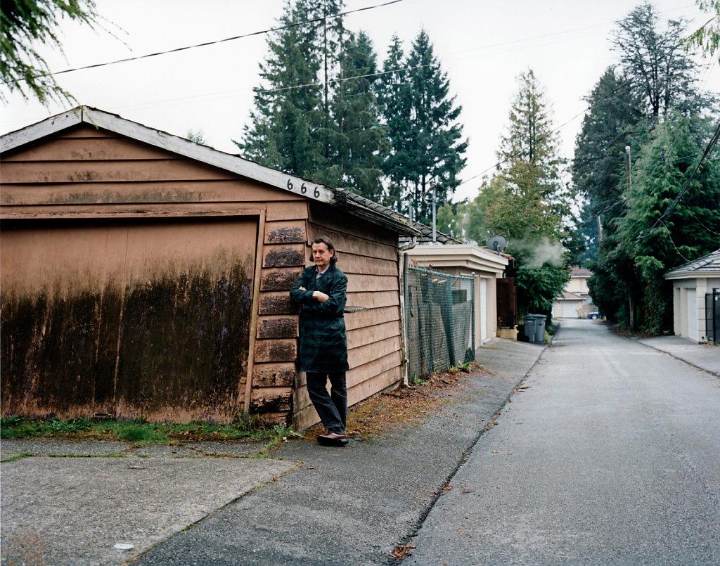 Jeff Wall Vancouver 2010 II