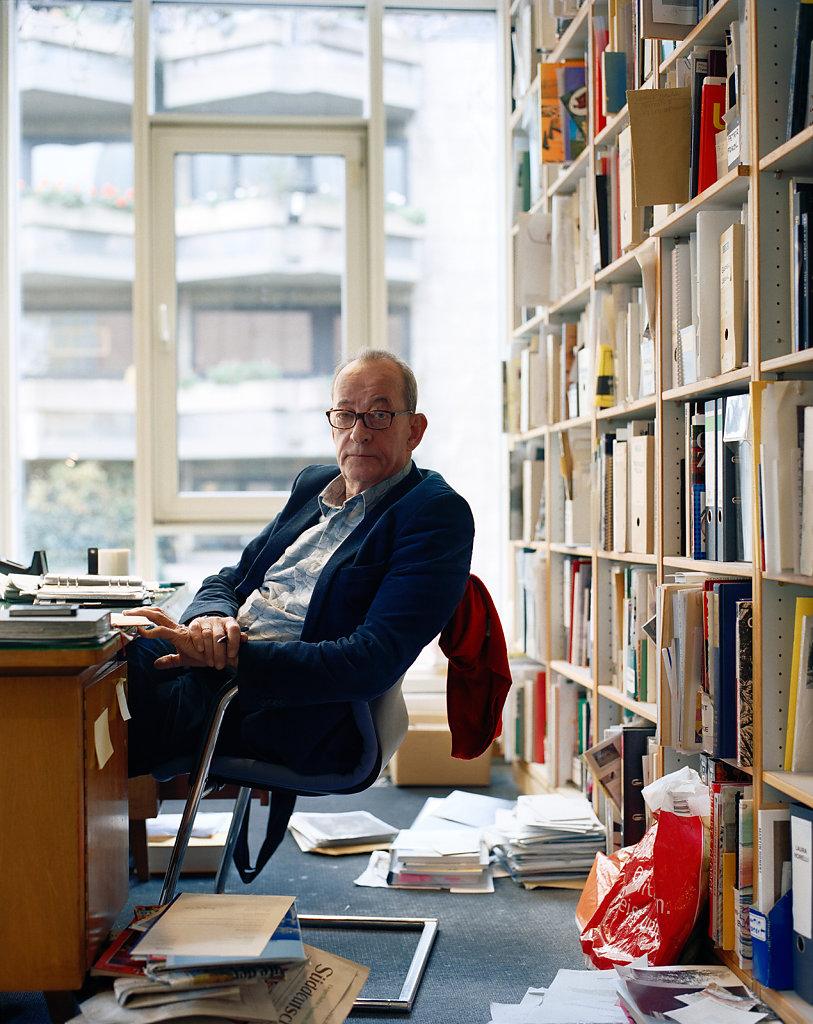 Kasper König Cologne 2011
