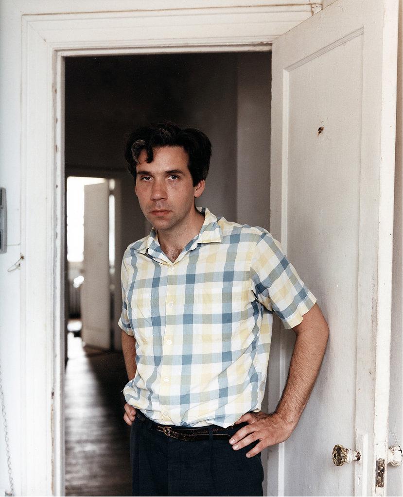 Bernard Yenelouis New York 1991