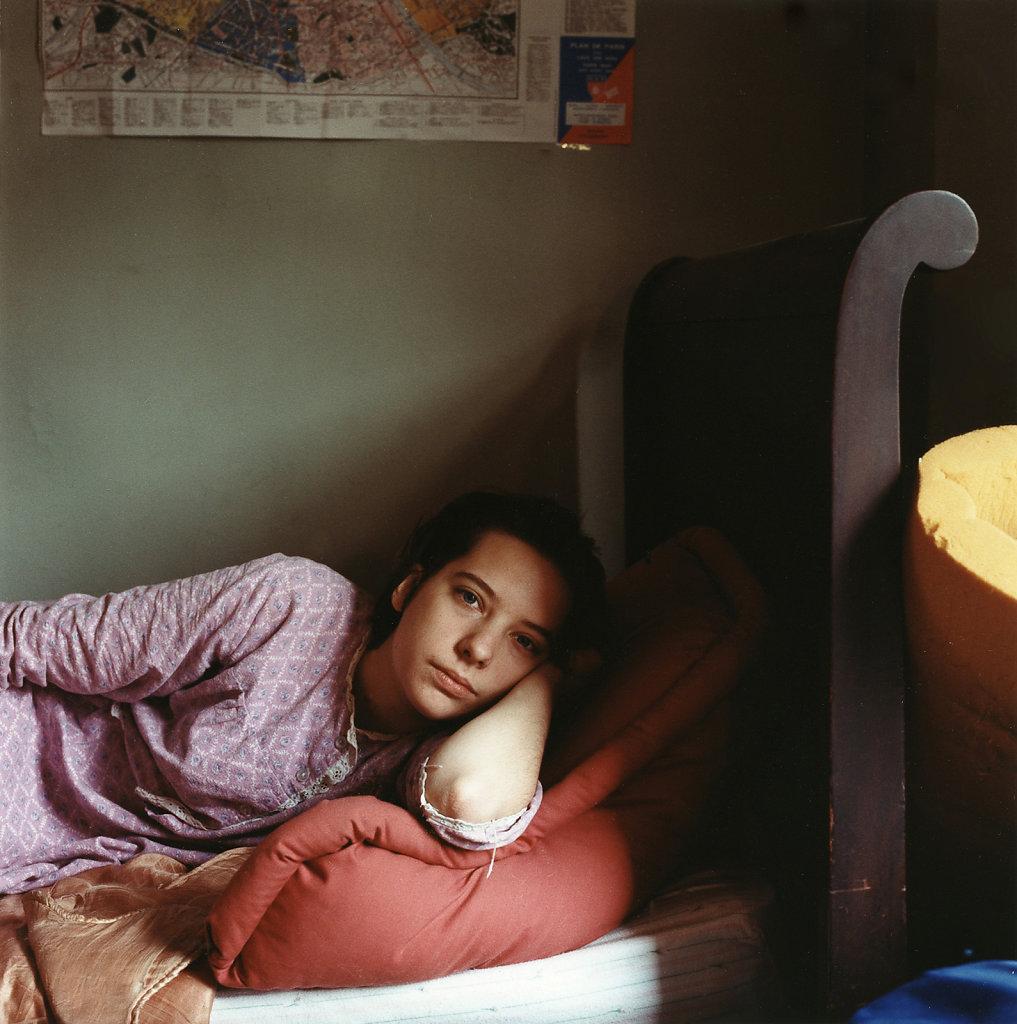 Leah Heineman New York 1989