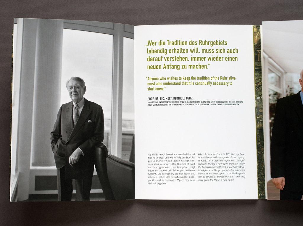 Ruhr.2010 (Prof. Dr. H.C. Mult. Berthold Beitz)