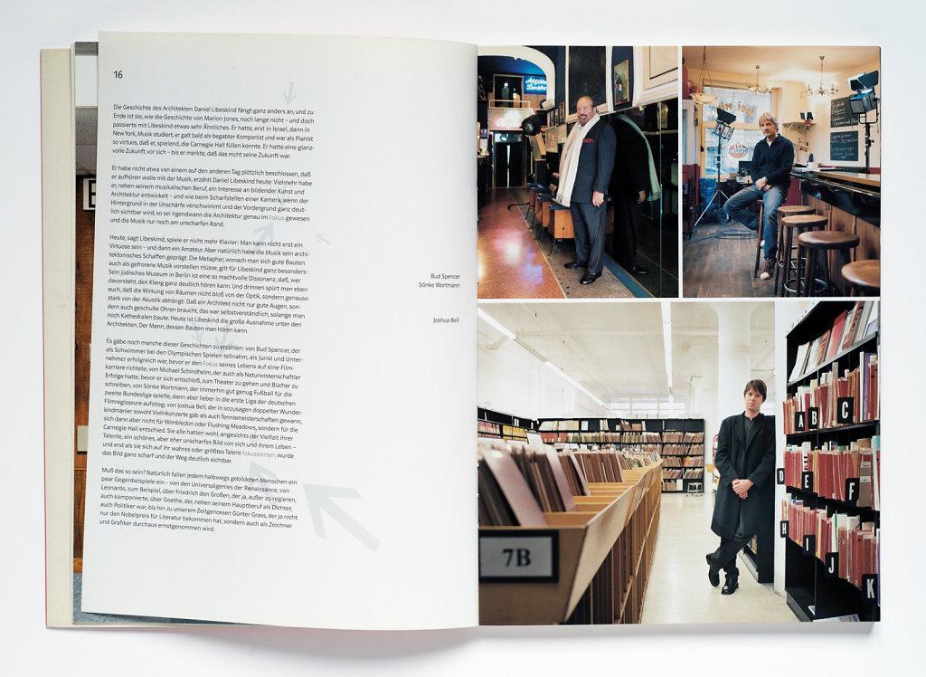 E.ON Annual Report 2001 (Bud Spencer, Sönke Wortmann, Joshua Bell)