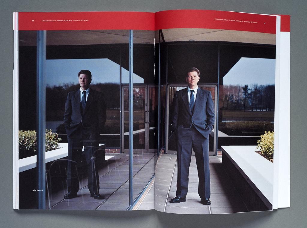 European Patent Office Annual Report 2005 (John Starrett)