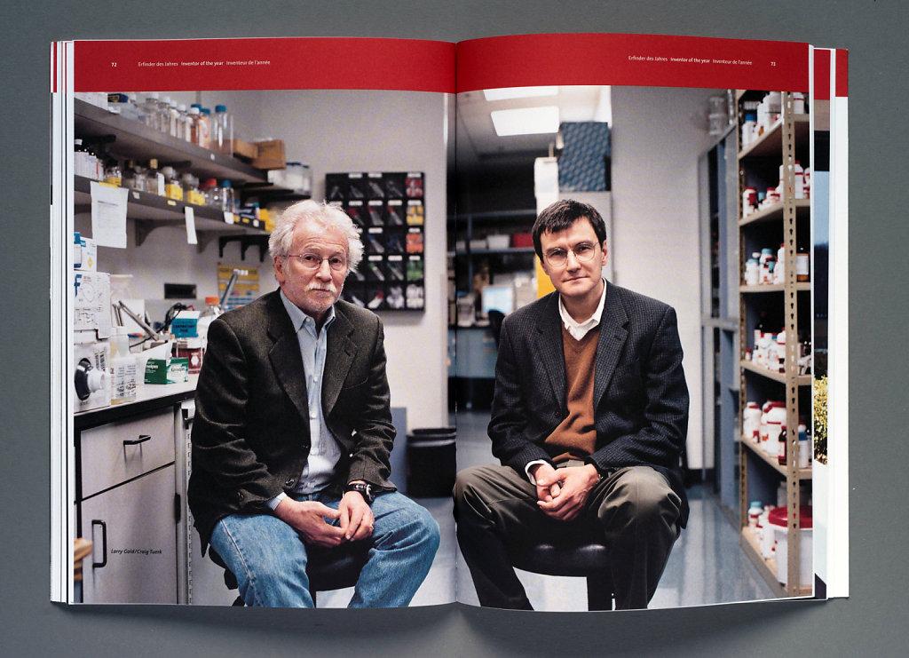 European Patent Office Annual Report 2005 (Larry Gold, Craig Turk)
