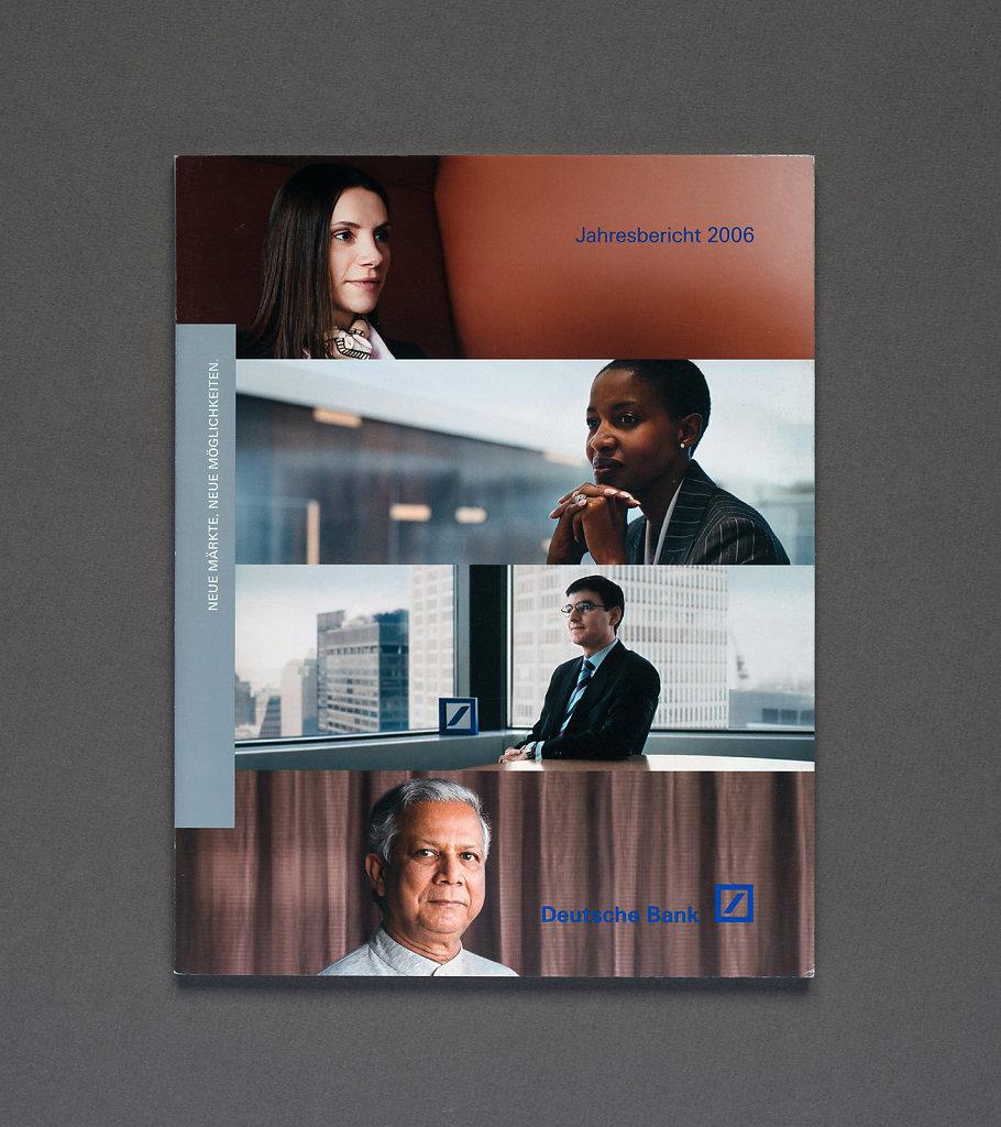 Deutsche Bank Annual Report 2006