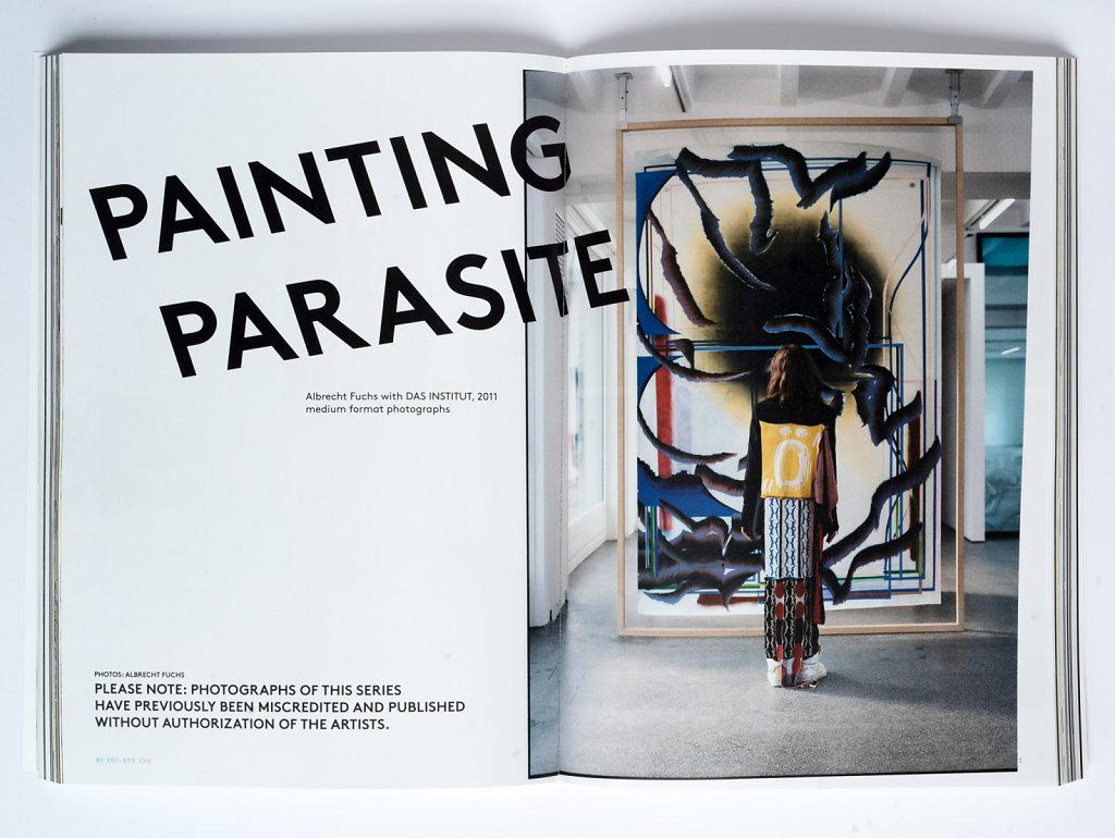 Painting Parasite 2011