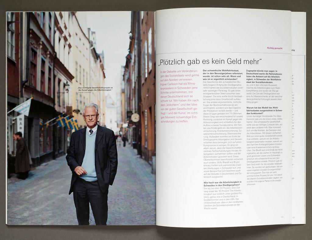 SwissRe 2005 (Ingvar Carlsson, Stockholm)