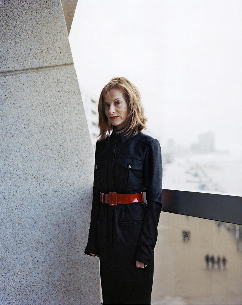 Le Monde M 2009 (Isabelle Huppert, Oostende)