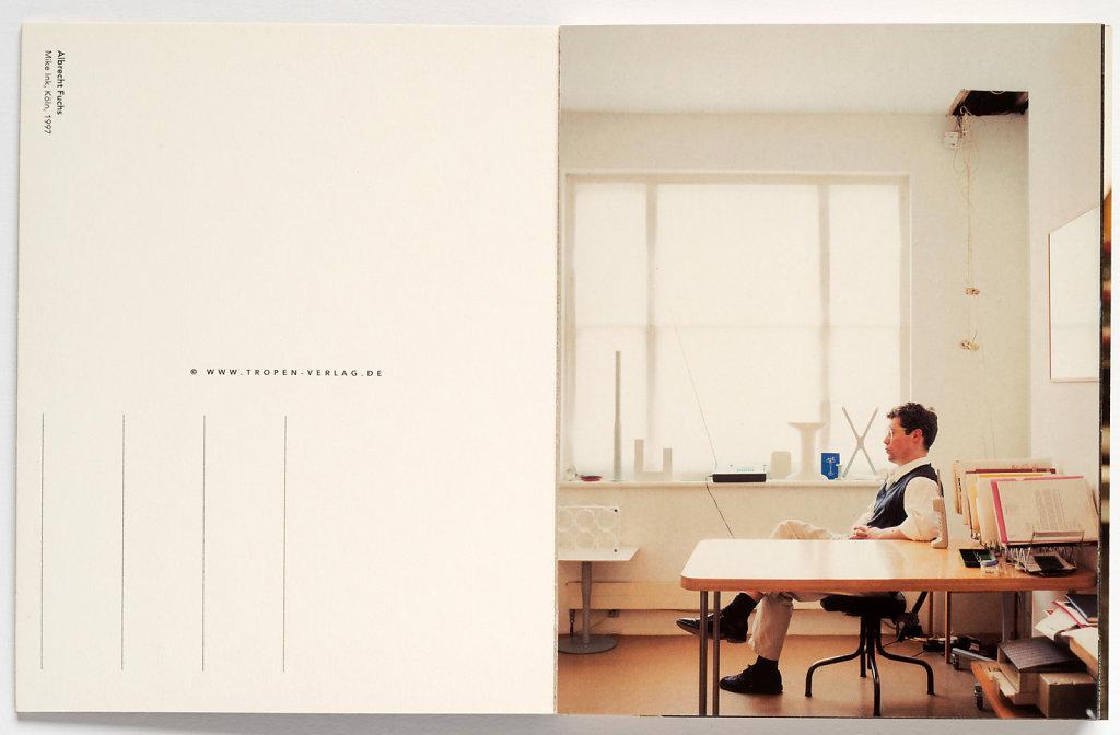 Postcardbook Tropen 2000 (Jasper Morrison)