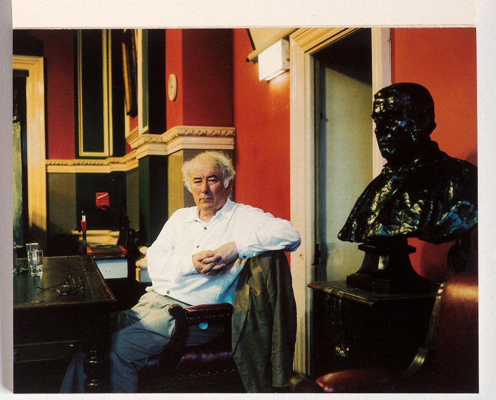 Postcardbook Tropen 2000 (Seamus Heaney)