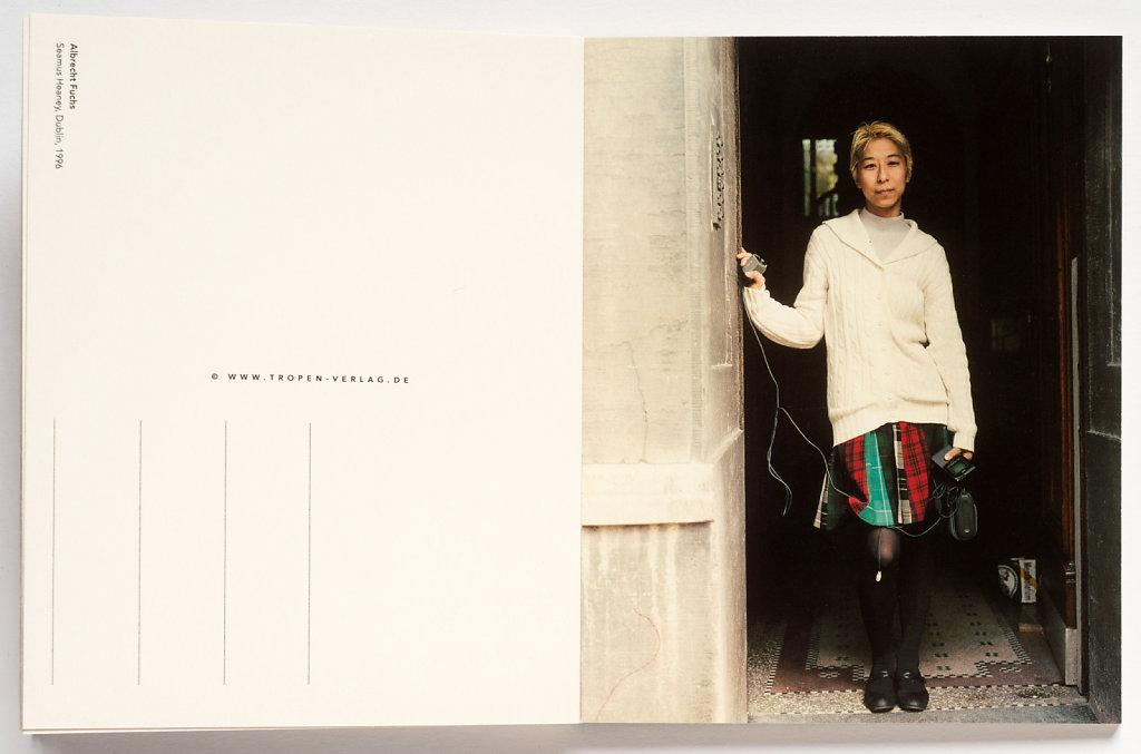 Postcardbook Tropen 2000 (Utako Koguchi)