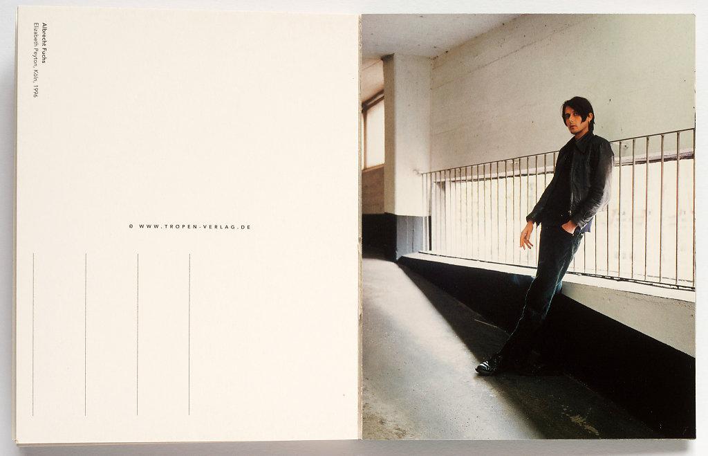 Postcardbook Tropen 2000 (Brett Anderson)