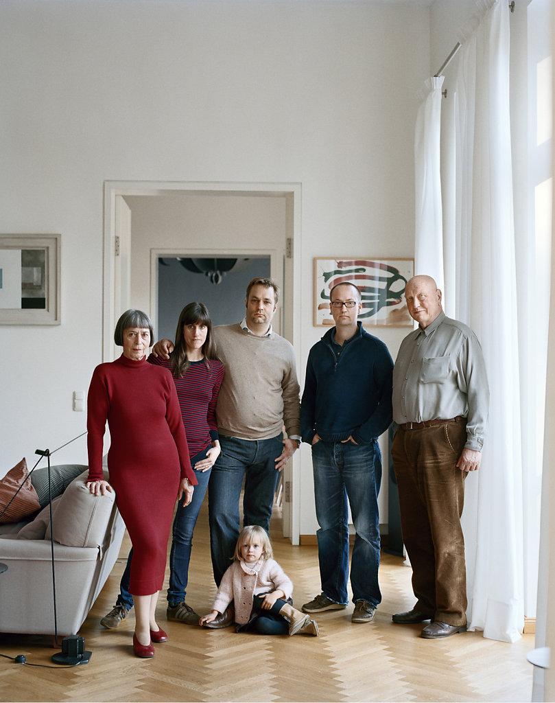 The Schäfer Family Landsdorf 2011