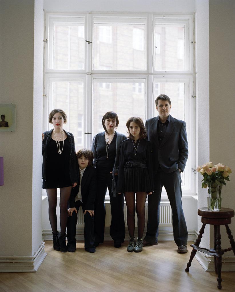 The Hansen Family Berlin 2011