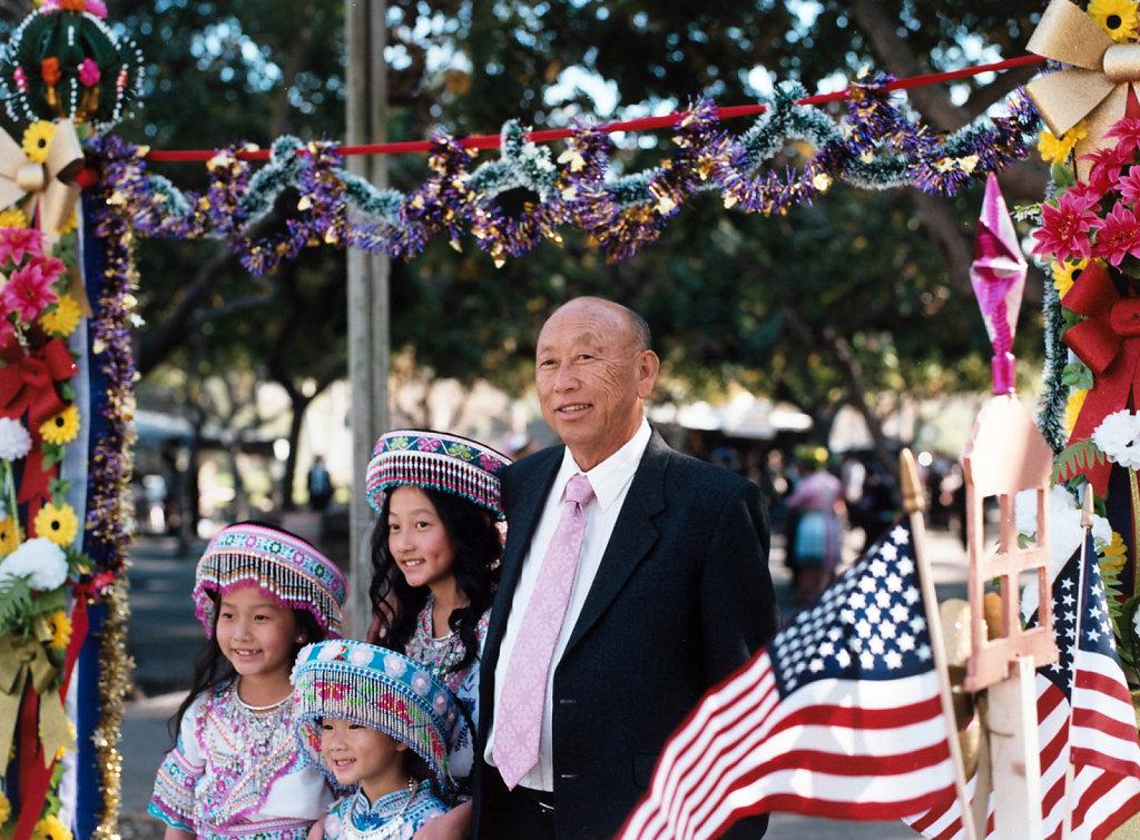 Hmong Americans for International Wardrobe 2011