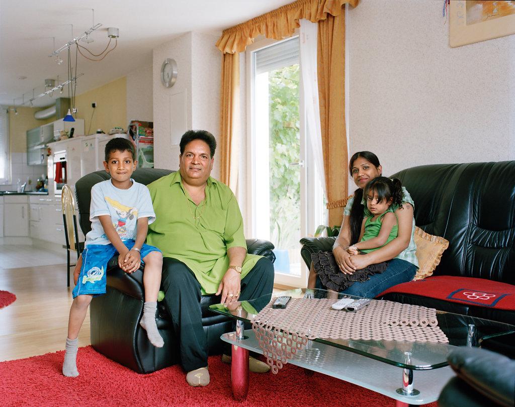 Familie K. Weilersbach 2008