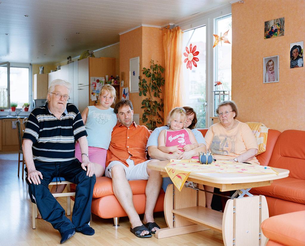 Familie W. Speyer 2008