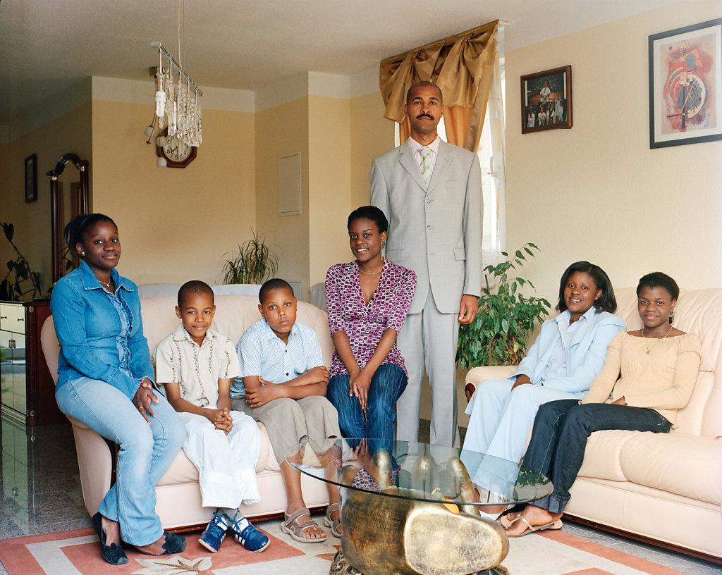 Familie C. Bonn 2008