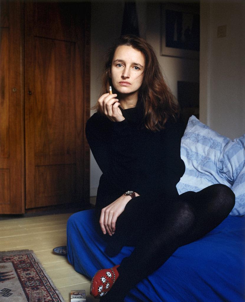 Jitka Hanzlová Essen 1991