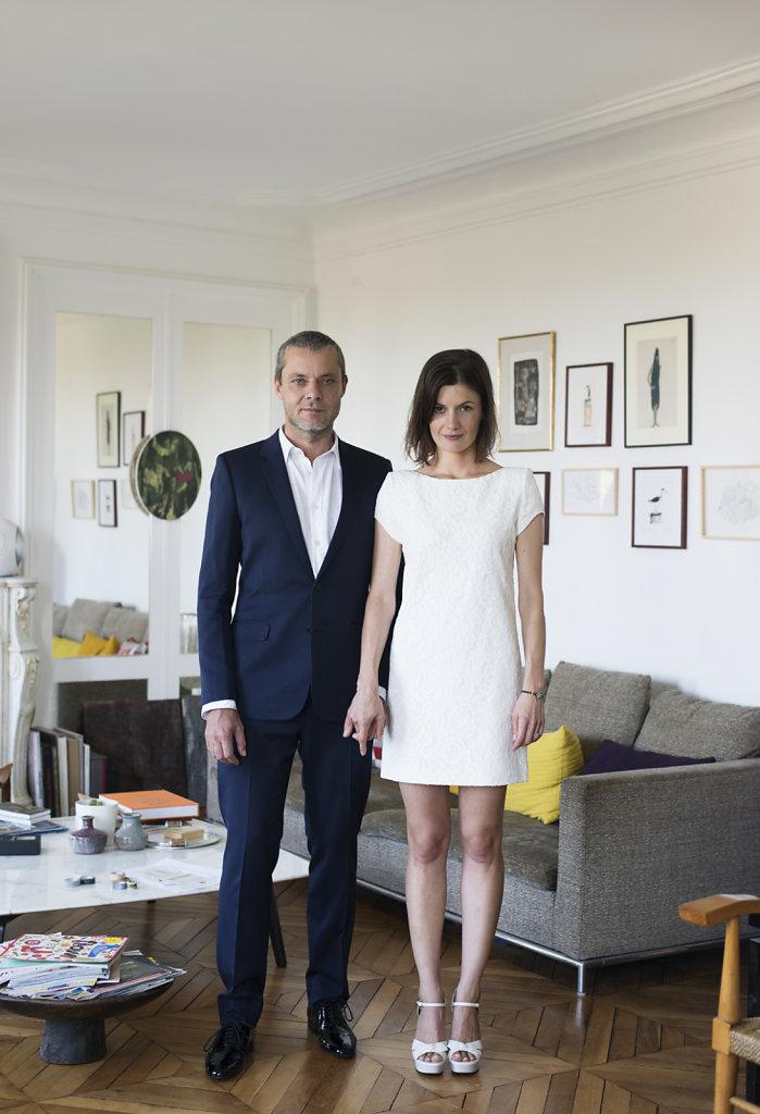 Emilie and Pierre Paris 2015