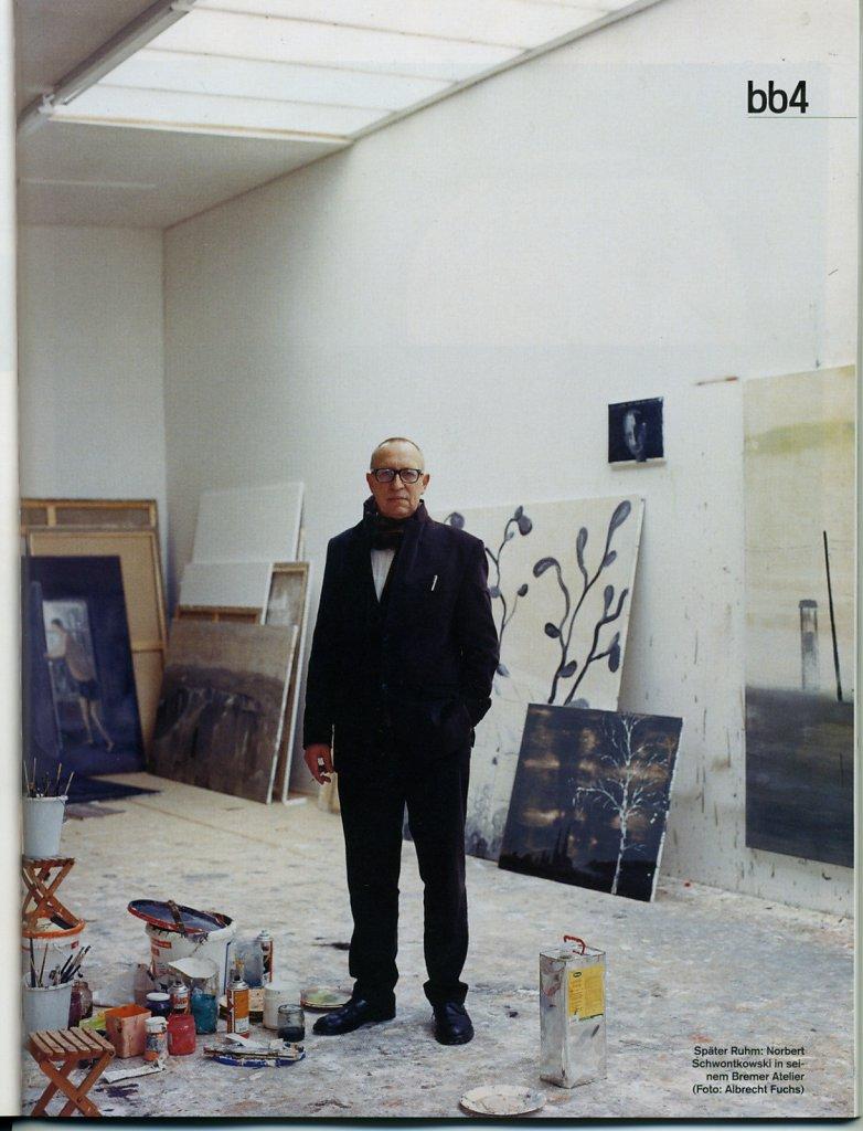 ART Norbert Schwontkowski Bremen 2006