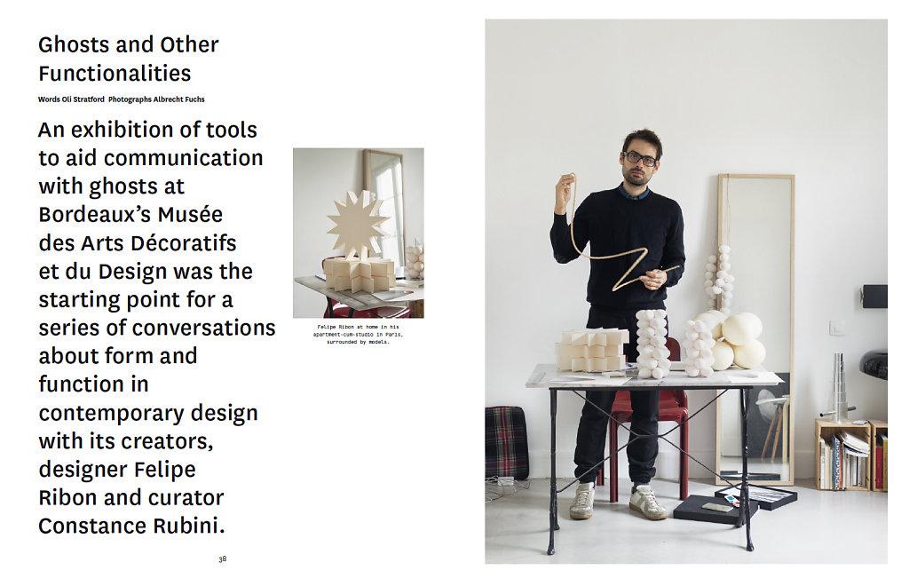Designo #10 Felipe Ribon Paris 2016