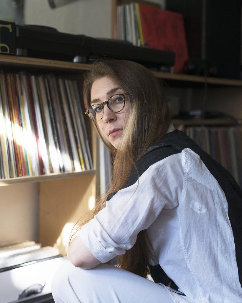 Lena Willikens for Record Culture Magazine issue 2, 2017