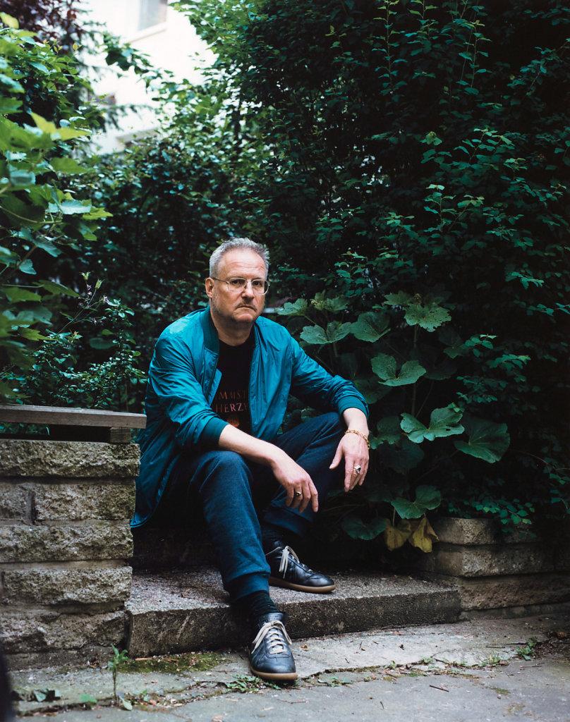 Hans Jörg Mayer Berlin 2016