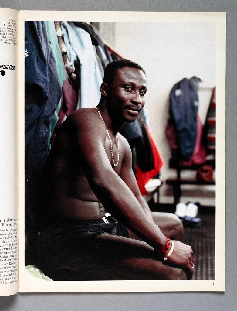 Anthony Yebaoah Frankfurt 1994h