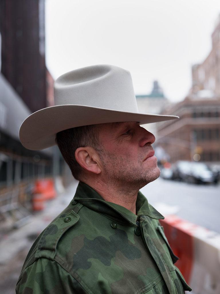 Mark Gonzales New York 2018