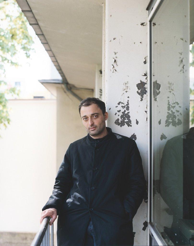 Andro Wekua Cologne 2016