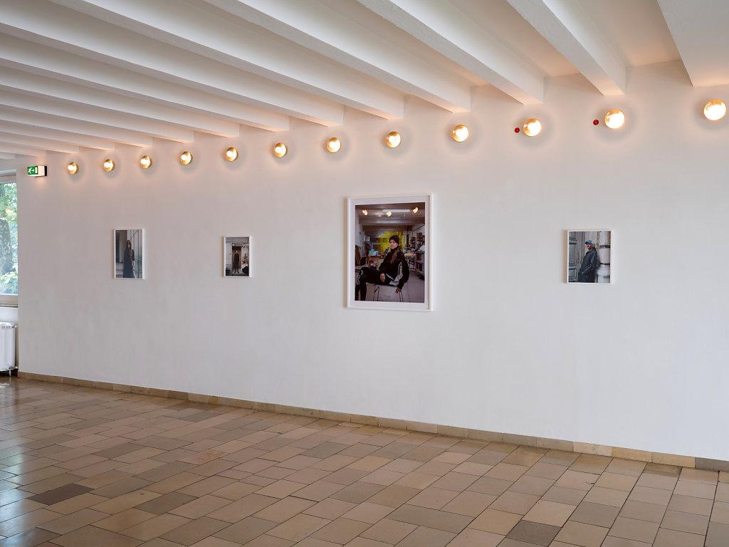 Kölnischer Kunstverein 31 Portraits June 2018