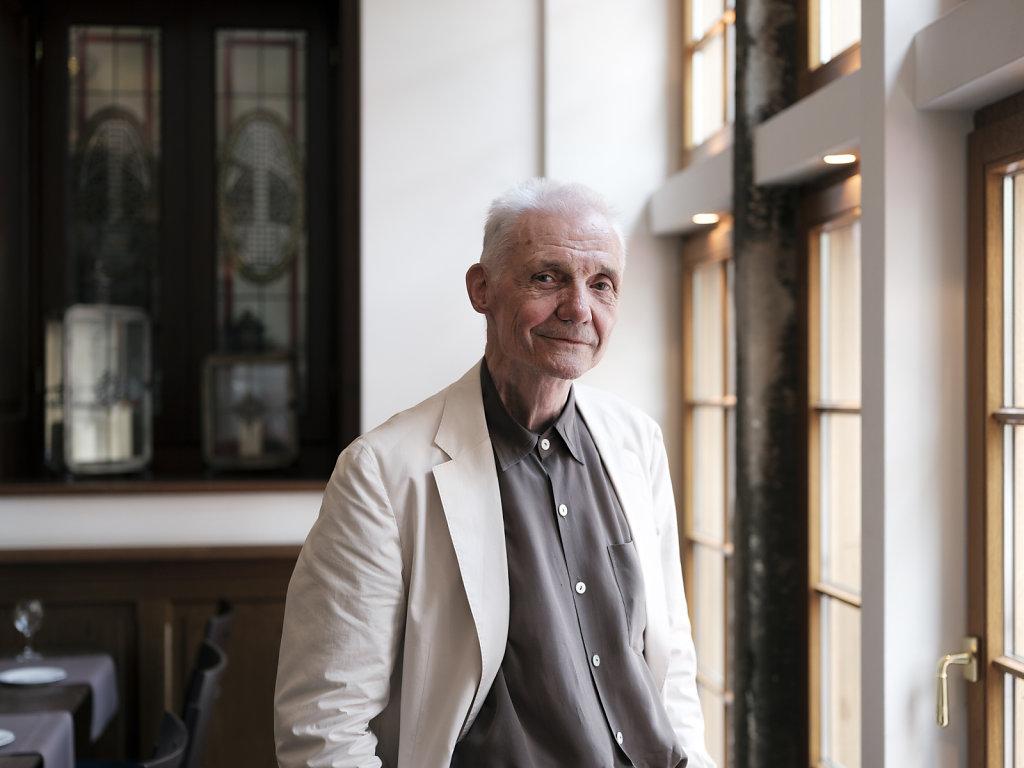 Michael Oppitz Cologne 2018