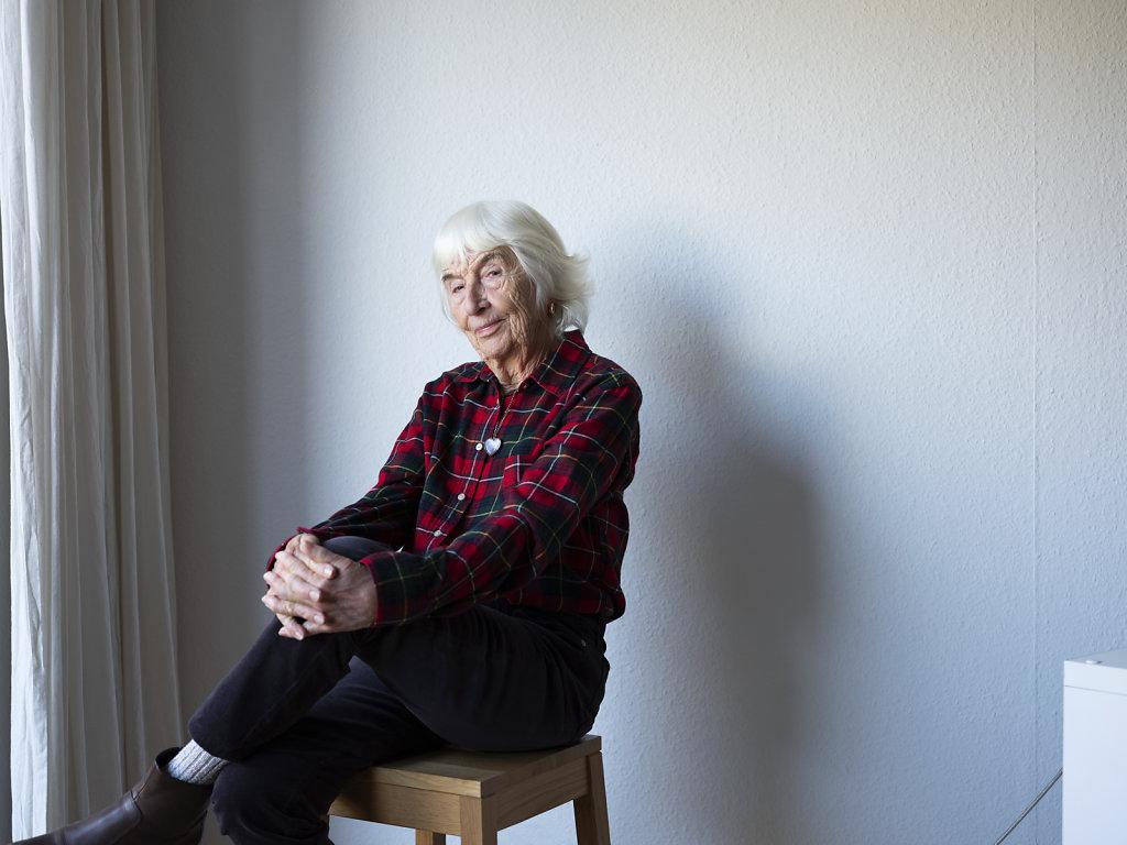 Ursula Reppin for Audioarchiv Kunst 2018