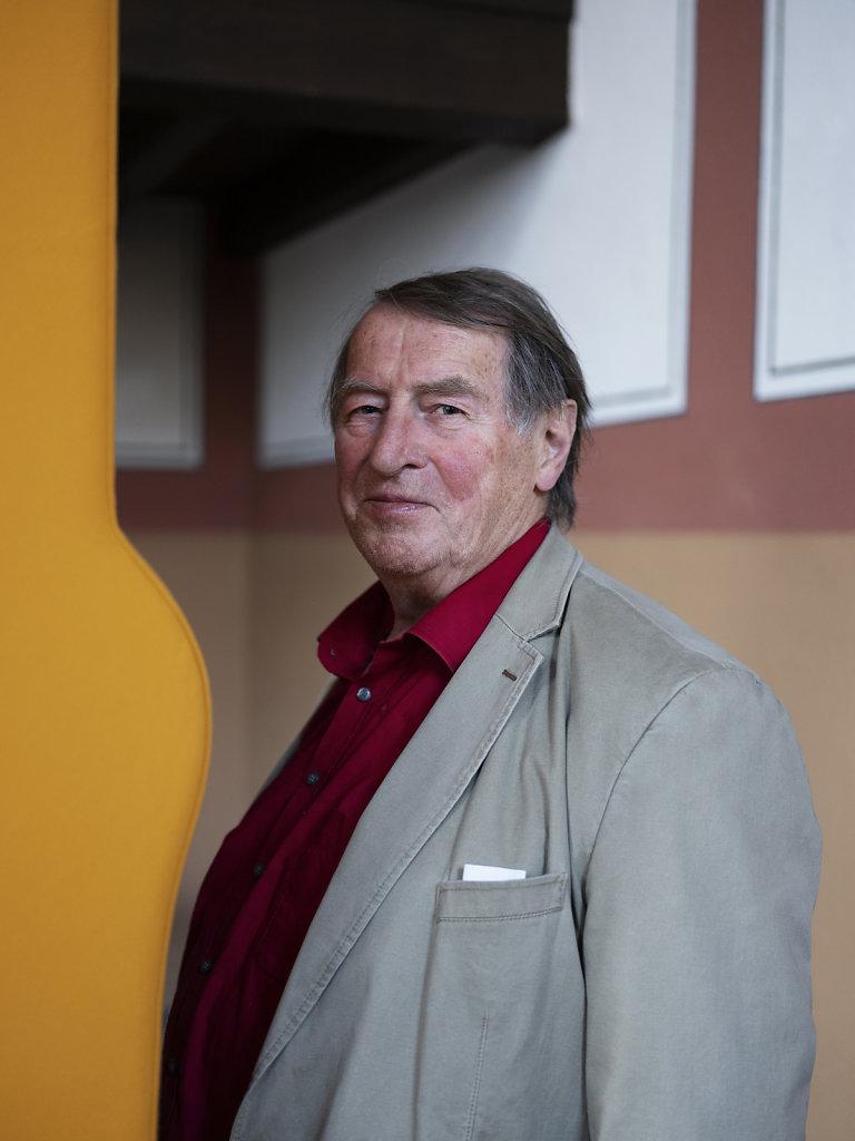 Franz Erhard Walther for Audioarchiv Kunst 2018