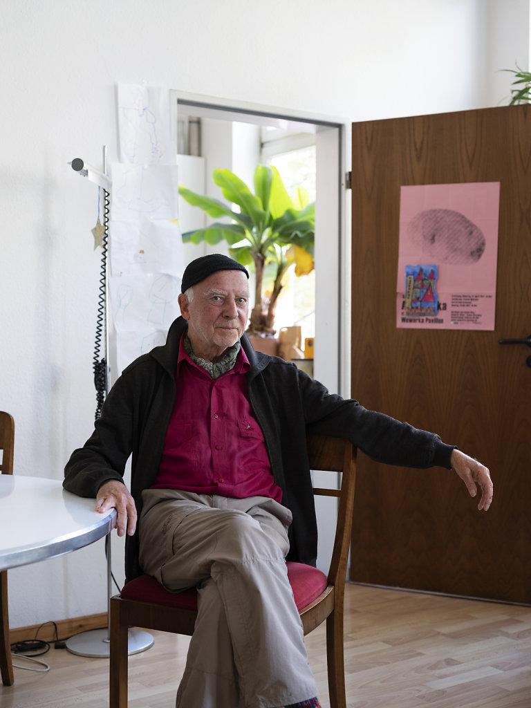 Lutz Mommertz for Audioarchiv Kunst 2018