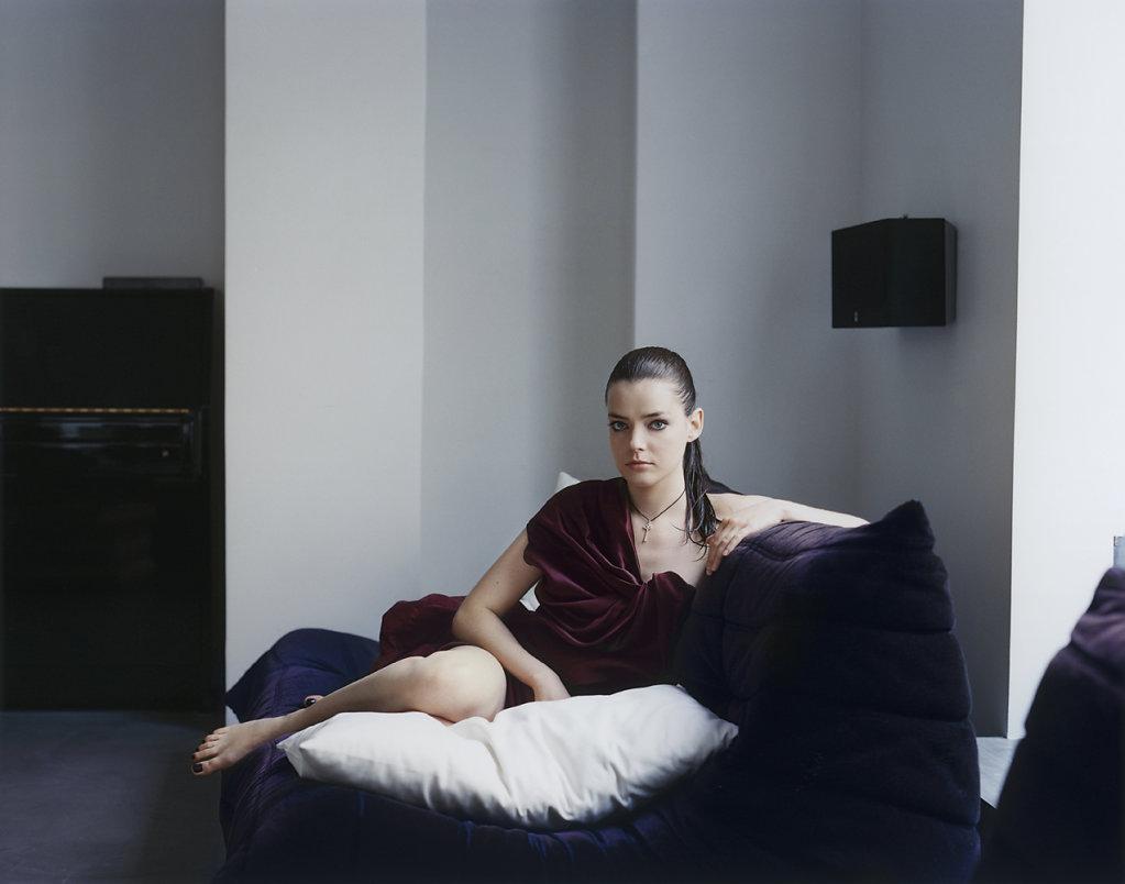 Le Monde M 2009 Roxane Mesquida