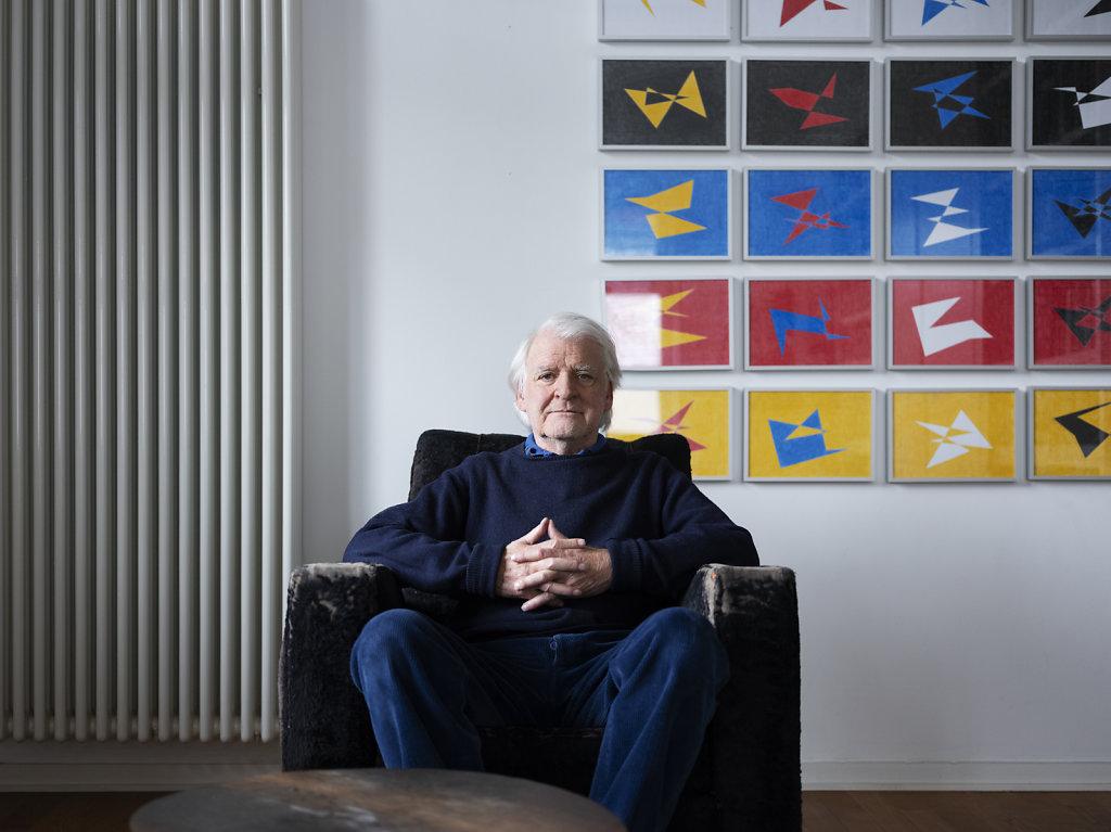 Ulrich Rückriem for Audioarchiv Kunst 2018