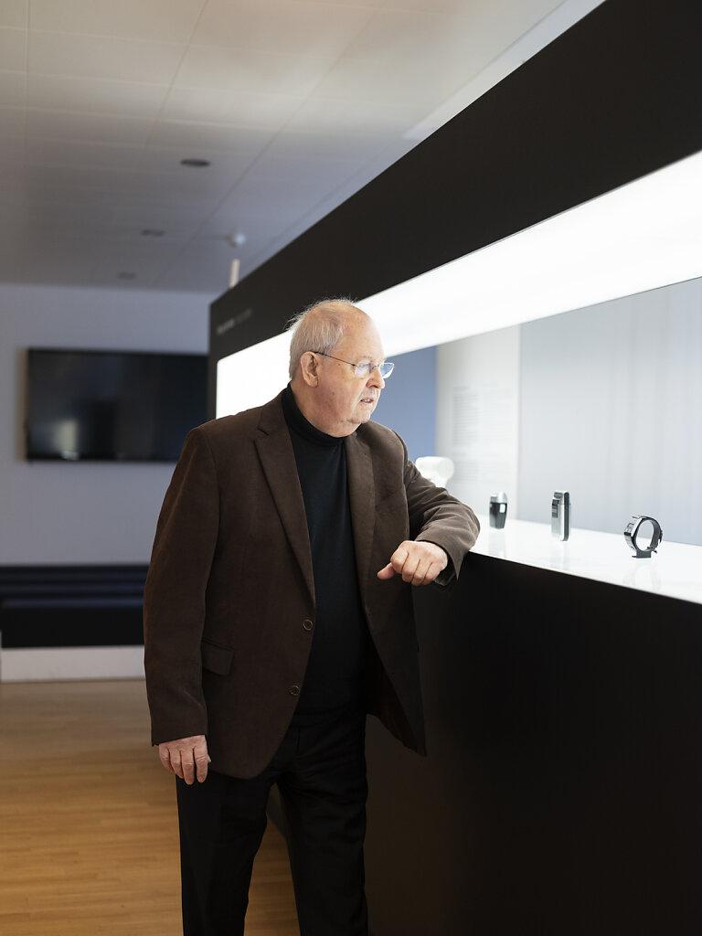 Wallpaper Designer Dietrich Lubs Kronberg 2019