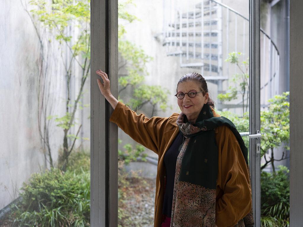 Ulrike Rosenbach Cologne 2018
